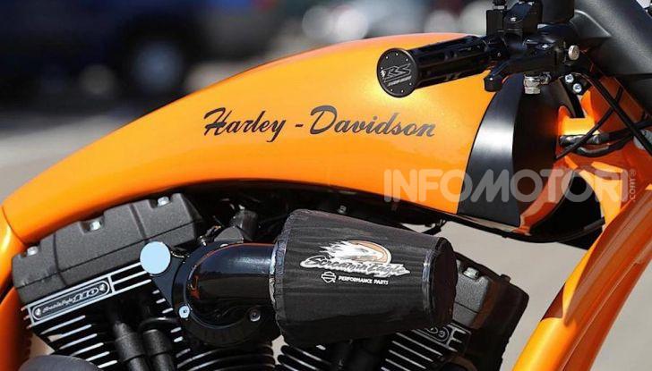 RS Lambo: un po' Harley Davidson un po' Lamborghini - Foto 3 di 11