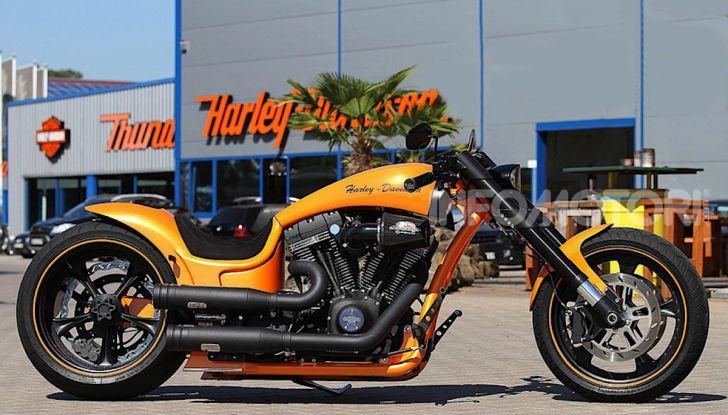 RS Lambo: un po' Harley Davidson un po' Lamborghini - Foto 4 di 11