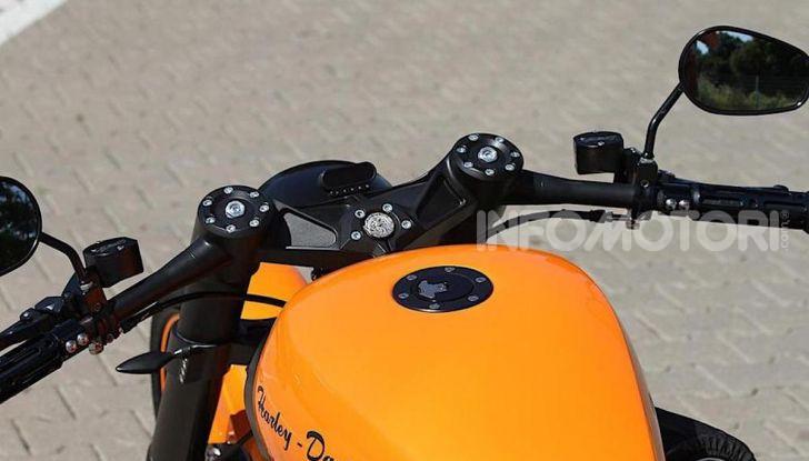 RS Lambo: un po' Harley Davidson un po' Lamborghini - Foto 5 di 11