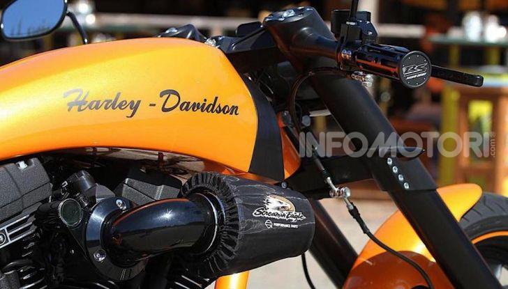 RS Lambo: un po' Harley Davidson un po' Lamborghini - Foto 6 di 11