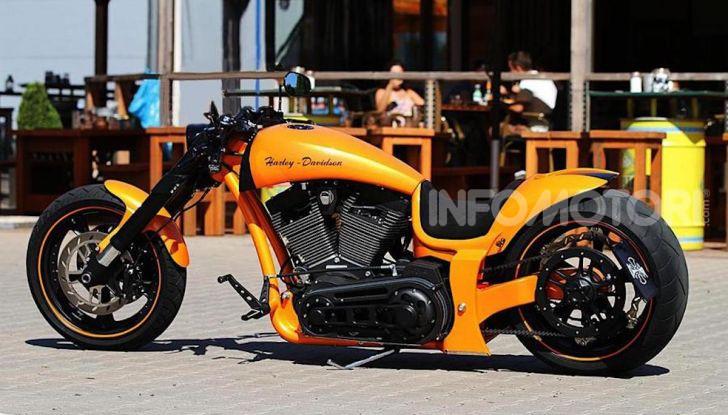 RS Lambo: un po' Harley Davidson un po' Lamborghini - Foto 8 di 11