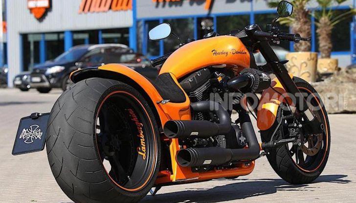 RS Lambo: un po' Harley Davidson un po' Lamborghini - Foto 9 di 11
