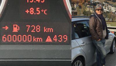 600.000 km con una BMW 320d Touring