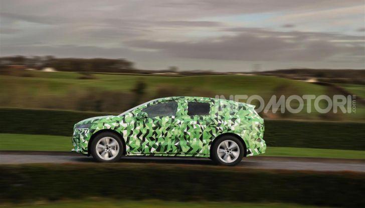 Skoda Enyaq iV: potenza e capacità di carico per il nuovo SUV boemo - Foto 11 di 11