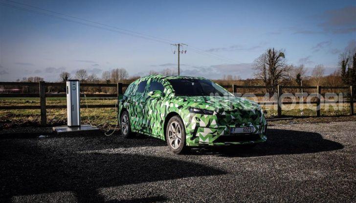 Skoda Enyaq iV: potenza e capacità di carico per il nuovo SUV boemo - Foto 5 di 11