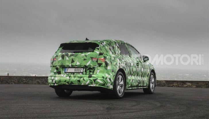 Skoda Enyaq iV: potenza e capacità di carico per il nuovo SUV boemo - Foto 7 di 11
