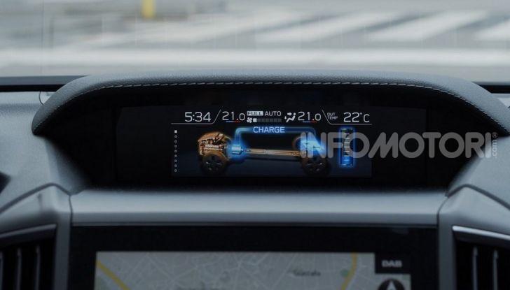 Subaru Impreza e-Boxer: prestazioni di livello e animo green - Foto 10 di 11