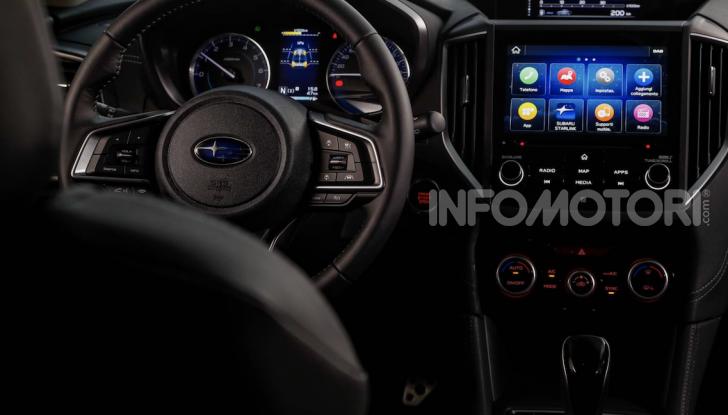 Subaru Impreza e-Boxer: prestazioni di livello e animo green - Foto 7 di 11