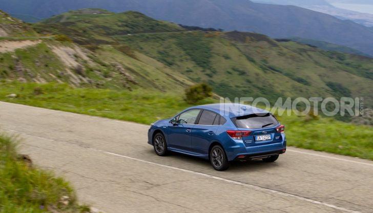 Subaru Impreza e-Boxer: prestazioni di livello e animo green - Foto 8 di 11