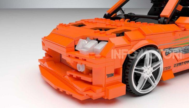 Lego: arriva il modellino della Toyota Supra? - Foto 1 di 5