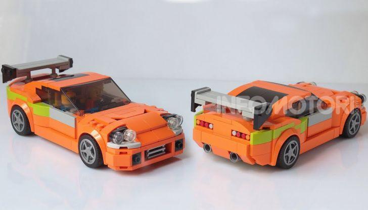 Lego: arriva il modellino della Toyota Supra? - Foto 2 di 5