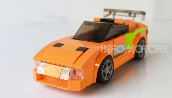 Lego: arriva il modellino della Toyota Supra? - Foto 3 di 5