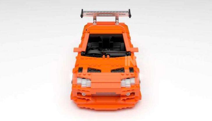 Lego: arriva il modellino della Toyota Supra? - Foto 4 di 5