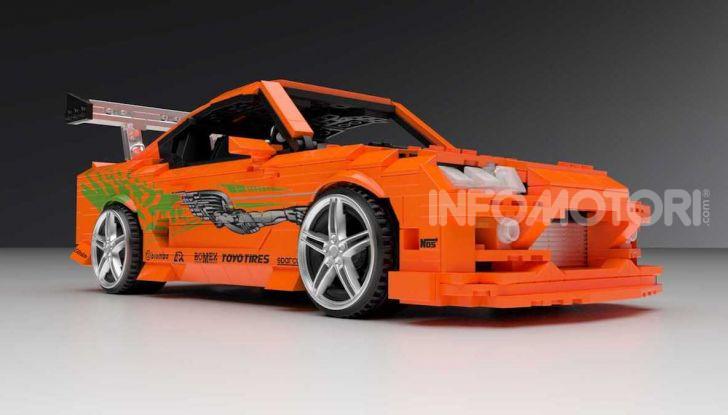 Lego: arriva il modellino della Toyota Supra? - Foto 5 di 5