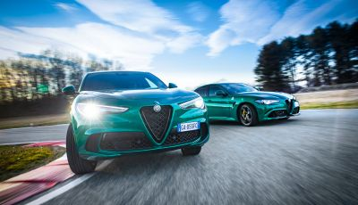 Alfa Romeo Giulia e Stelvio Quadrifoglio MY 2020: perfezione alla massima potenza