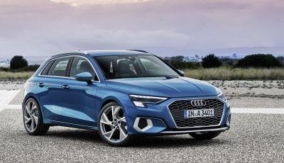 Nuova Audi A3 2020: pronta al lancio con formazione digitale online e a realtà virtuale