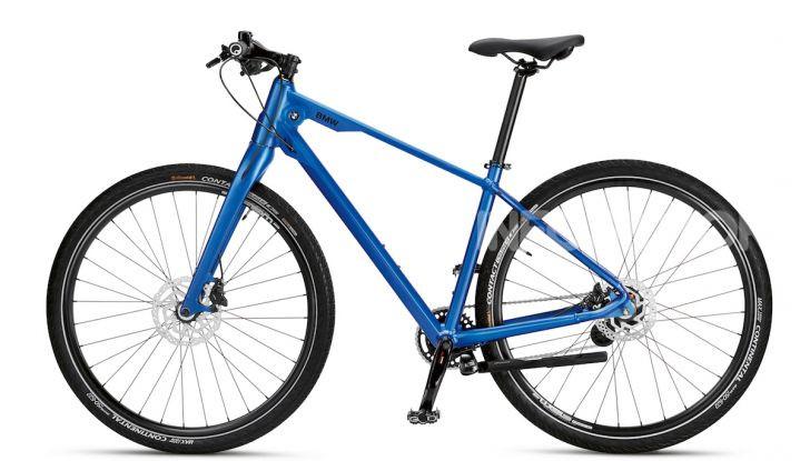 BMW e Mini firmano una nuova linea di monopattini, bici ed e-bike - Foto 10 di 21