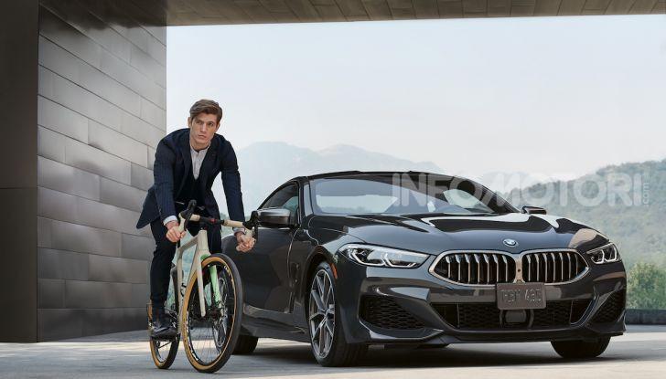 BMW e Mini firmano una nuova linea di monopattini, bici ed e-bike - Foto 21 di 21