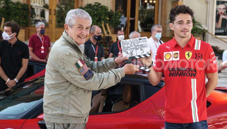 Charles Leclerc Grand Rendevouz Montecarlo 2020