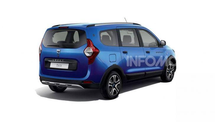 Dacia Lodgy 15th Anniversary