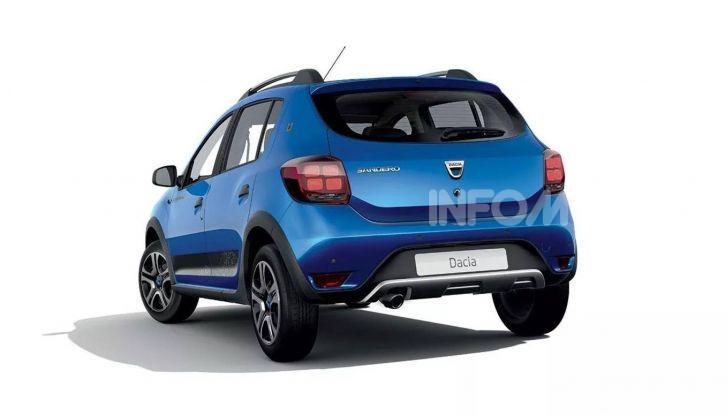 Dacia Sandero 15th Anniversary