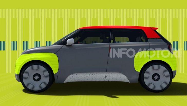 Fiat Panda Concept 2021-2022
