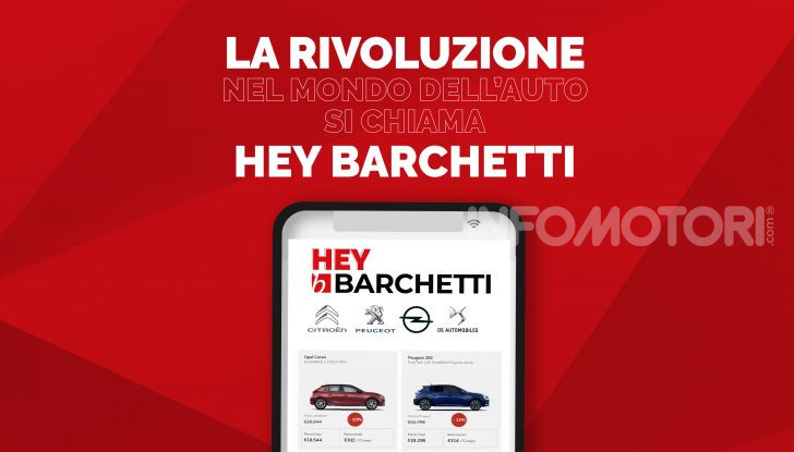 Hey Barchetti, l'auto si ispira a Siri di Apple ma pure ad Alexa di Amazon - Foto 1 di 9