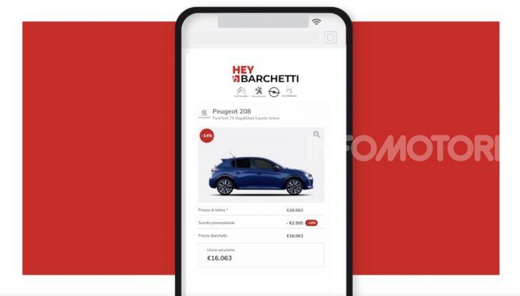 Hey Barchetti, l'auto si ispira a Siri di Apple ma pure ad Alexa di Amazon - Foto 6 di 9