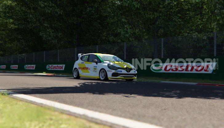 Infomotori al via della Clio Cup eSport Series 2020 - Foto 7 di 8
