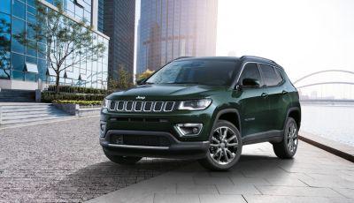 Jeep Compass: è ordinabile la nuova versione prodotta a Melfi