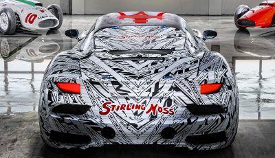 Maserati MC20: la Casa del Tridente rende onore a Stirling Moss