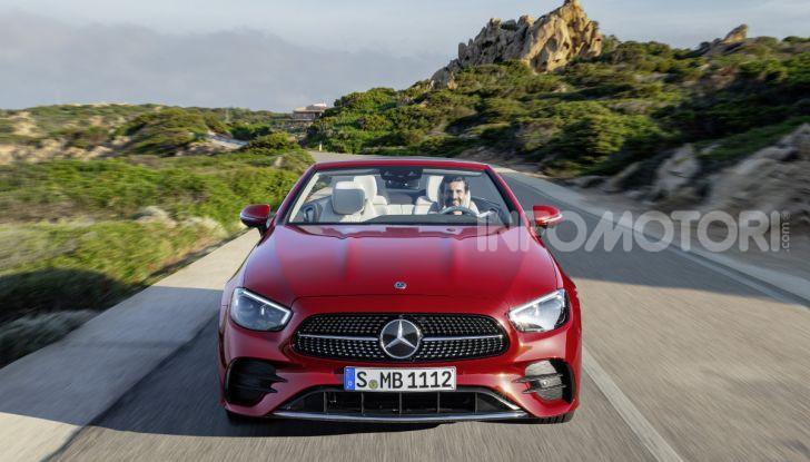 Mercedes Classe E Cabrio 2020