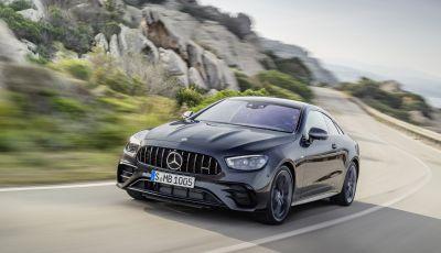 Mercedes Classe E Coupè e Cabrio 2020 Restyling, anche per la AMG