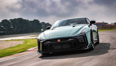 Nissan GT-R 50 by Italdesign: Super Gran Turismo da 720 CV in edizione limitata