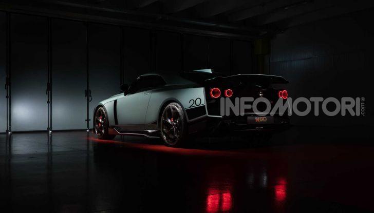 Nissan GT-R 50 Italdesign