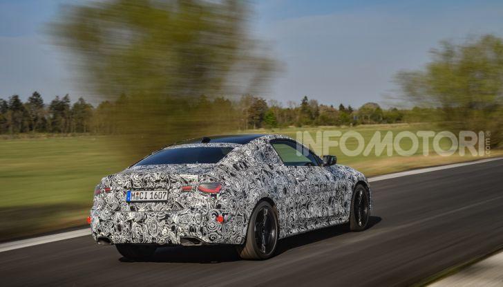 Nuova BMW Serie 4 Coupé 2020