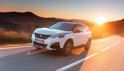 Peugeot 3008 Hybrid4: il SUV ibrido plug-in da 59 km di autonomia elettrica