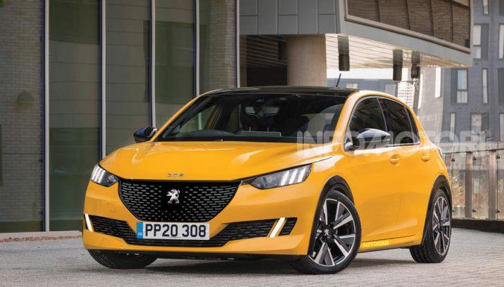 Peugeot 308 2022
