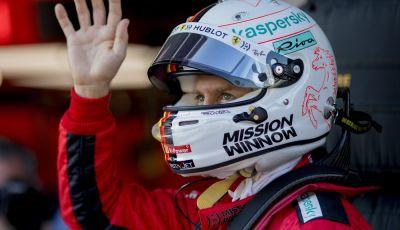 F1 2020: Sebastian Vettel lascerà la Ferrari a fine stagione