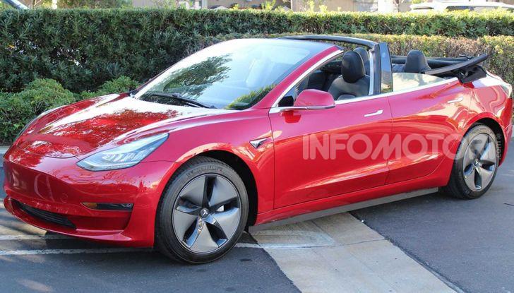 Tesla Model 3 Cabrio 2020