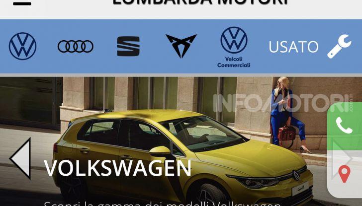 Lombarda Motori riparte dal digitale e dal pickup and delivery - Foto 3 di 7