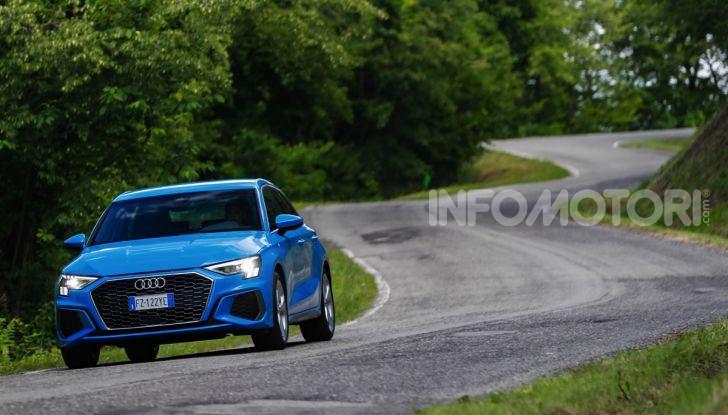Audi A3 Sportback dinamica
