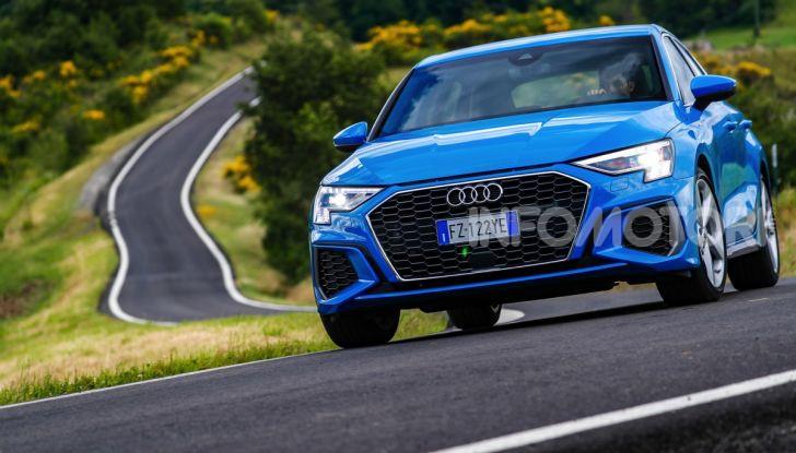 [VIDEO] Prova Audi A3 Sportback 2020, la Compatta Premium - Foto 1 di 45
