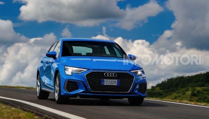 [VIDEO] Prova Audi A3 Sportback 2020, la Compatta Premium - Foto 16 di 45