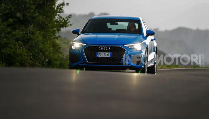 [VIDEO] Prova Audi A3 Sportback 2020, la Compatta Premium - Foto 18 di 45