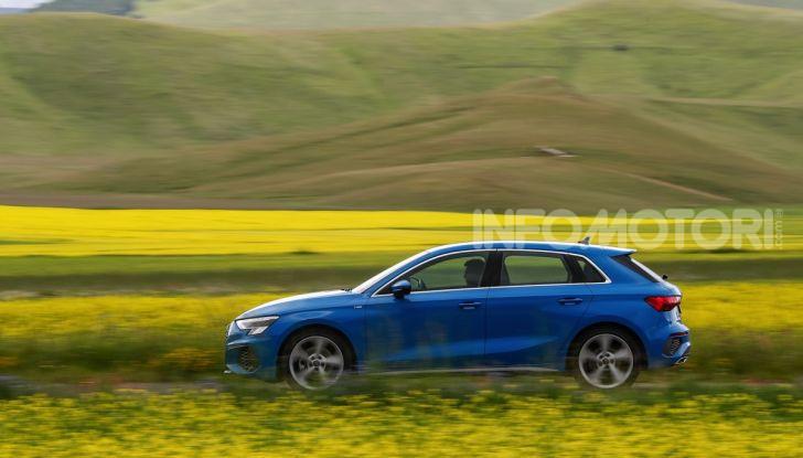 [VIDEO] Prova Audi A3 Sportback 2020, la Compatta Premium - Foto 19 di 45