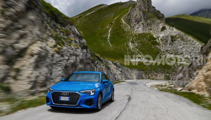 [VIDEO] Prova Audi A3 Sportback 2020, la Compatta Premium - Foto 20 di 45