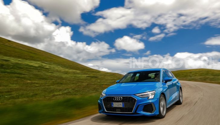 [VIDEO] Prova Audi A3 Sportback 2020, la Compatta Premium - Foto 21 di 45