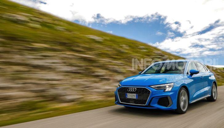 [VIDEO] Prova Audi A3 Sportback 2020, la Compatta Premium - Foto 22 di 45