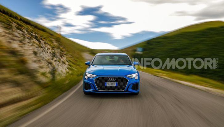 [VIDEO] Prova Audi A3 Sportback 2020, la Compatta Premium - Foto 23 di 45